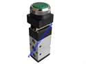 Picture of 5/2-PUSH BUTTON VALVE