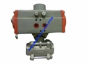 Picture of ACTUATOR WITH BALL VALVE