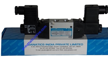Picture of DOUBLE SOLENOID VALVE 5/2